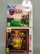 Ocarina Of Time + A Link Between Worlds Nintendo 3ds