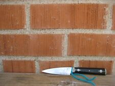 """Vintage 3 1/2"""" Blade ** AMERICAN CUTLERY COMPANY ** Fine Carbon Paring Knife USA"""
