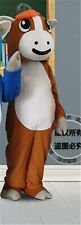 Horse Mascot Costume Cosplay Party Dress Outfits Advertising Halloween Adults #B