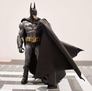 "Wired Cape For Arkham Asylum Batman McFarlane Toys DC Multiverse / Any 7"" Batman"