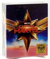 CAPTAIN MARVEL Blu-ray [4K UHD + 2D] Steelbook FANATIC SELECTION #1 OC BOXSET