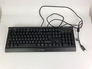 Sharkoon Skiller MECH SGK3 USB Tastatur - Schwarz