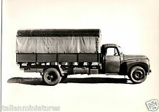 Citroen T 55 Truck Camion Rideau Press Photo 1955 excellent état 3528