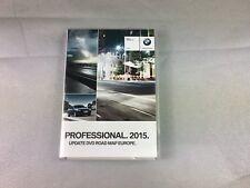 BMW Navigazione DVD ROAD MAP EUROPE PROFESSIONAL Update 2015 CD navi