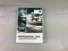 Bmw navegación DVD Road Map Europe Professional Update 2015 CD Navi