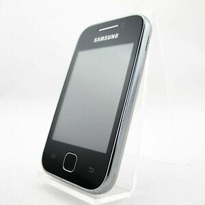 Samsung GT-S5360 Schwarz Ohne Simlock Handy Gut
