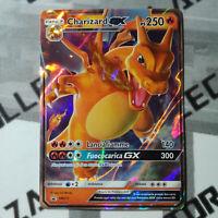 Carta Pokemon SM211 CHARIZARD GX PROMO [Destino Sfuggente] ITALIANO Hidden Fates