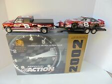 Dale Earnhardt Jr #8 BUDWEISER COLORCHROME 02 Action Dually Car Trailer Collecti