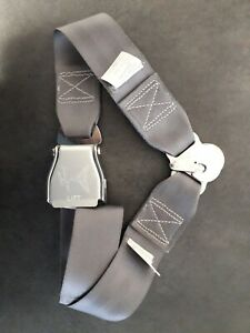 Seatbelt Sitzgurt Original von Lauda-Air Airline Airbus BOEING Flugzeug