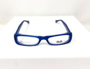 NEW D&G Dolce&Gabbana DD1199 1762 Blue EYEGLASSES GLASSES FRAME 46-16-125mm
