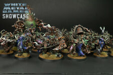 Warhammer 40K Death Guard Chaos Space Marines Painted Army Units Dark Imperium