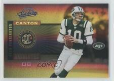 2005 Playoff Absolute Memorabilia Canton Absolutes Spectrum /25 Chad Pennington