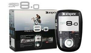 Compex SP8.0 Wireless NMES Free UK delivery, 3 year guarantee