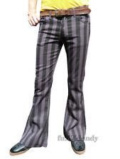 Pantalones de hombre grises 100% algodón
