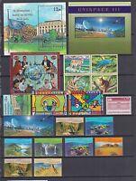 UNO Genf postfrisch Jahrgang 1999