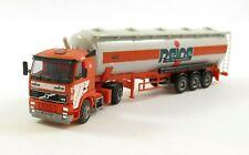 Awm camión volvo fh4 flaquea.//aerop cont-SZ planzer CMA CGM azul 58958