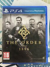 Jeu Sony Playstation 4 PS4 The Order 1886