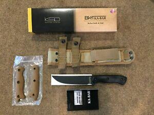 KA-BAR Becker BK 15 Short Trailing Point Knife NIB