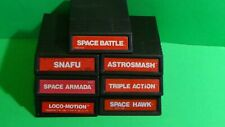 Intellivision Lot of 7 Games Carts Only