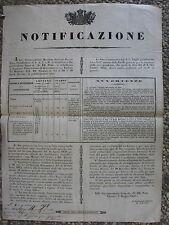 N370-TOSCANA-NORME SULLA POSTA 1857