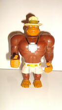 FIGURINE VINTAGE 80'S GHOSTBUSTERS FILMATION 1985 TYCO - TRACY (13x8cm)