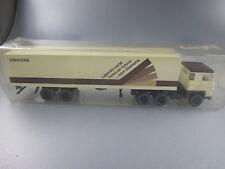 """Wiking: Scania 111 Sattelzug """"Siemens"""" portugisisch (GK57)"""