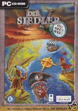 Siedler 4 Die Neue Welt Mission CD 2 -  Windows 95-XP