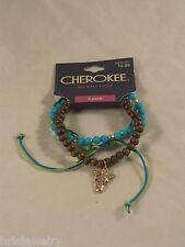 Cherokee 3 Piece Fashion Bracelet Set