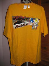 "Chase Authentic Rare Kyle Busch #18 M&M ""GO KYLE "" Shirt Size XL NWT"