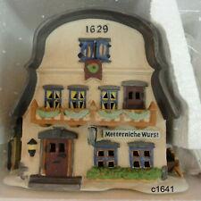 Dept 56 Alpine Village Metterniche Wurst #56189 new in box