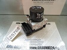 ABS Hydraulikblock VW Fox 5Z 1,2i 5Z0614117B 0265231626 0265800468 5Z0907379A