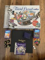 Disney Trivial Pursuit Dvd Board Game By Parker