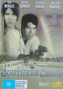 Southern Cross DVD - Esai Morales, Michael Ironside