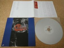 Chicago ~ In Concert At The Greek Theatre/ Japan LD Laserdisc/ Sheet