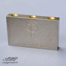 BLOC BARILLET FLOYD ROSE SCHALLER NICKEL BRASS TREMOLO BLOC 32mm 1802140132