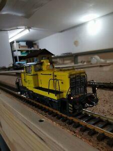 Locomotore ROCO V60 - art 43620 diesel in livrea Costruzioni Linee Ferroviarie