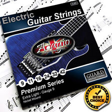ADAGIO Electric Guitar Strings 9-42 - Coated Nickel AntiRust Extra Light Set