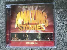 2006 Intrada NBC Amazing Stories Anthology One 2 CD Set LTD ED 3,000 Sealed New