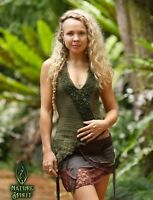 Pixie Boho Top, Festival Fairy Top, Forest Faerie Top, Halterneck Tribal Gypsy