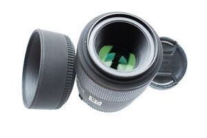 Sigma EX 105mm f2.8 DG Makroobjektiv 1:1 Nikon AF