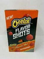 Cheetos Flavor Shots Flamin Hot Asteroids 6 Pack Free Shipping FRESH Nov 19 EXP