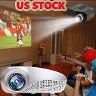 Mini Home Cinema Theater 1080P HD Multimedia PC USB LED Projector AV TV VGA HDMI