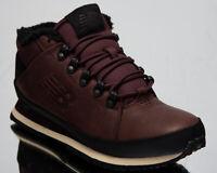 New Balance 754 Men's Brown Black Lifestyle Shoes Winter Boots