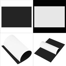5xA4 Flexible Magnetic Inkjet Printing Sheet Printable Photo Paper Magnet Useful