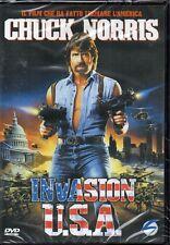 INVASION U.S.A. - DVD (NUOVO SIGILLATO) CHUCK NORRIS