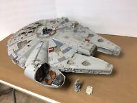 "Huge 31"" 2008 Star Wars Millennium Falcon Legacy Collection Millenium Ship"