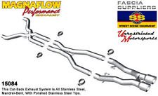 """Ligne échappement 15084 Chevrolet Camaro 6.2L 3"""" Center 2011>, Magnaflow Race"""