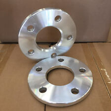 2X 12MM HUBCENTRIC WHEEL SPACERS NO LIP ¦ 5X112 ¦ 66.6 CB ¦ 14X1.5 Fits MERCEDES