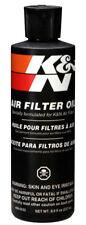 99-0533 k&n kn filtre à air huile 8.0fl oz (237ml) squeeze tube k&n service