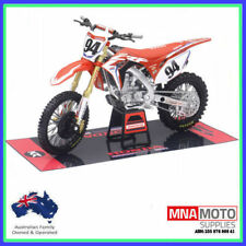 KEN ROCZEN TEAM HONDA HRC CRF 450 - 1:12 DIE-CAST TOY MOTOCROSS BIKE NEW-RAY